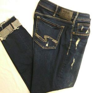 Like New Silvers Jeans ~ skinny ~